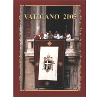 Vaticano 2005 Volume filatelico annuale
