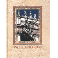 Vaticano 2006 Volume filatelico annuale