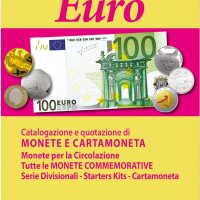 2018/19 UNIFICATO CATALOGO EURO MONETE E CARTAMONETA